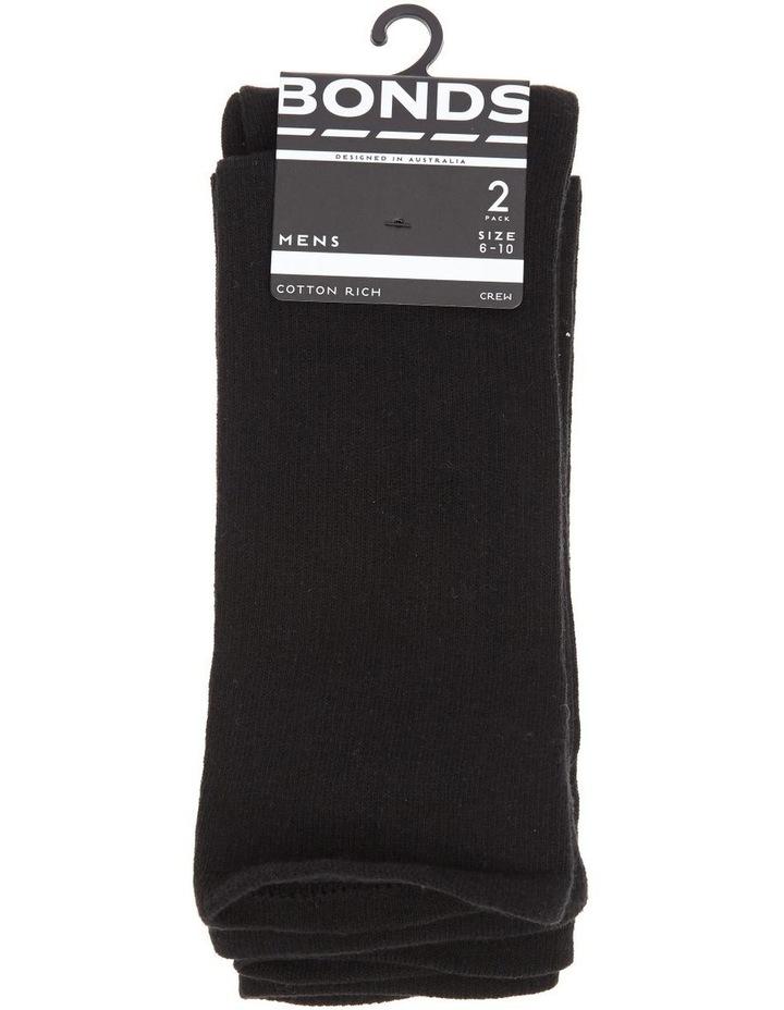 2 PK StayUps Business Socks image 2