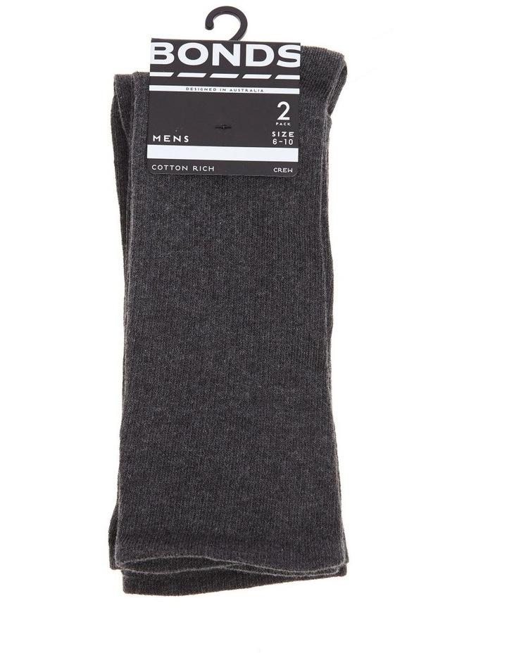 2 Pk Stayups Business Socks SXXY2N image 2