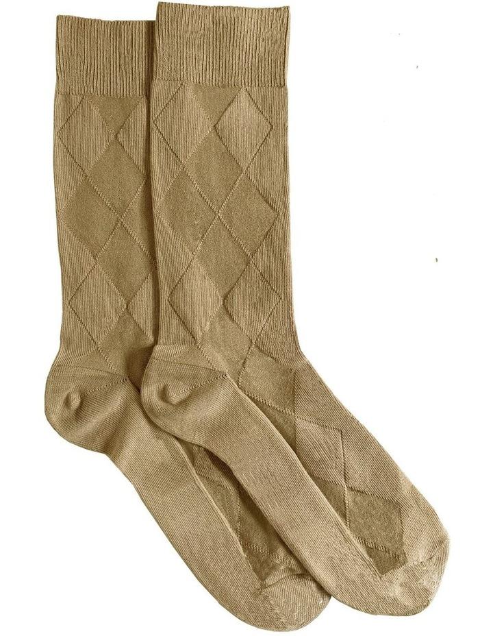 Tough Toe 2 Pack Cotton Socks image 1