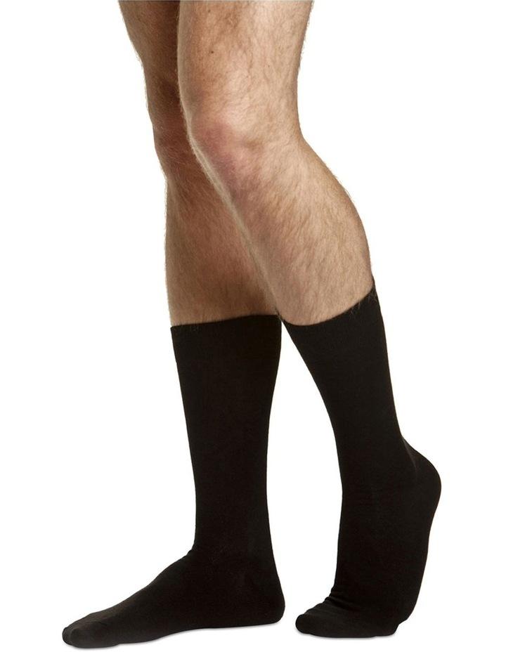 3 Pack Oxford Business Socks S8471N image 2