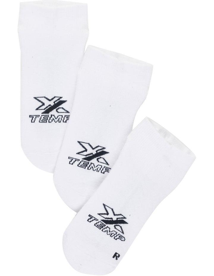 Xtemp 3 Pack Liner Sport Sock image 2