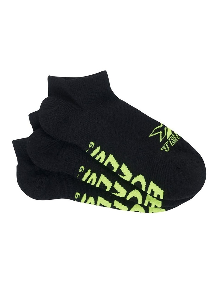 Xtemp 3 Pack Liner Sport Sock image 1