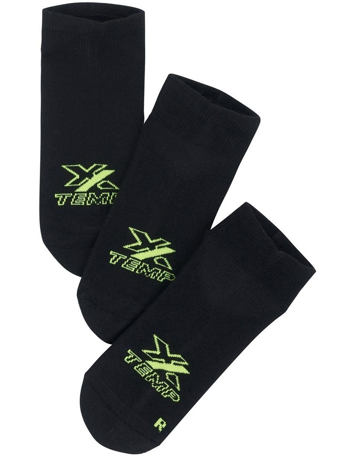 Xtemp 3 Pack Liner Sport Sock image 2