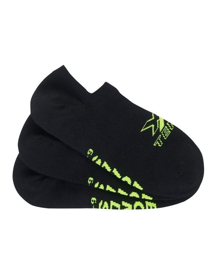 Xtemp 3 Pack No Show Sport Sock image 1