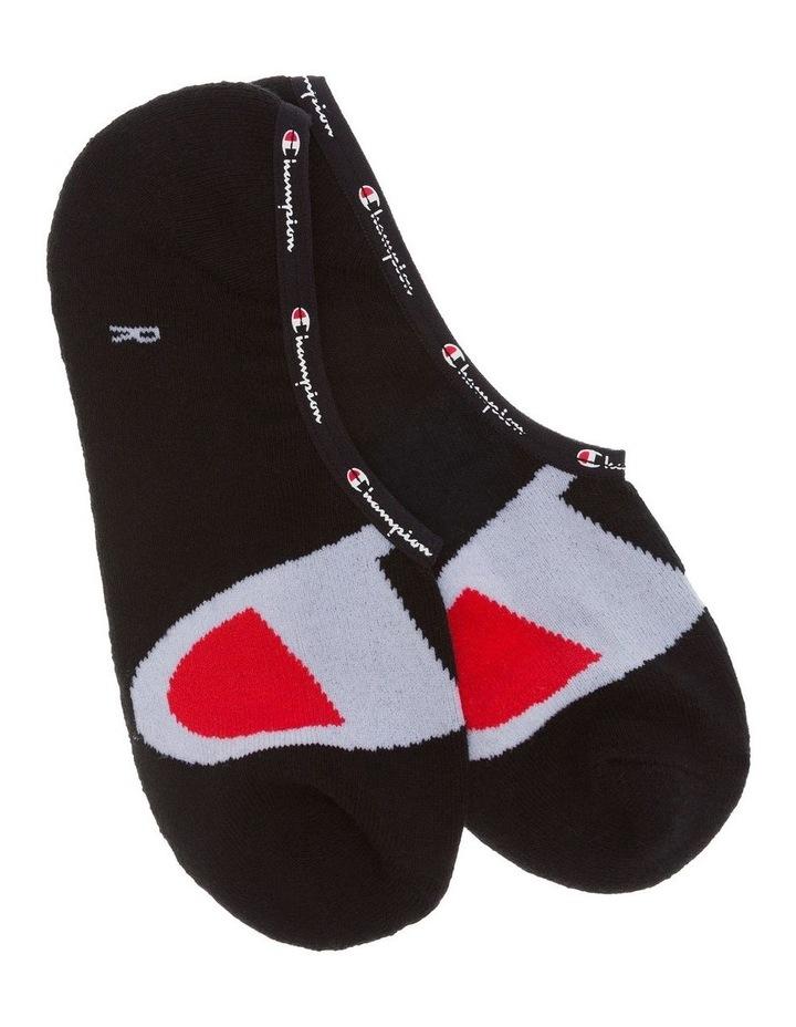 2 Pack C Logo Sneaker Socks image 2