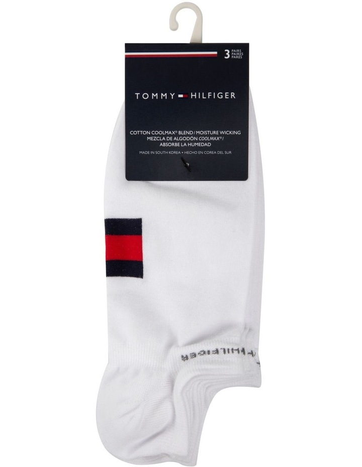 3 Pack Tech Liner Socks image 2