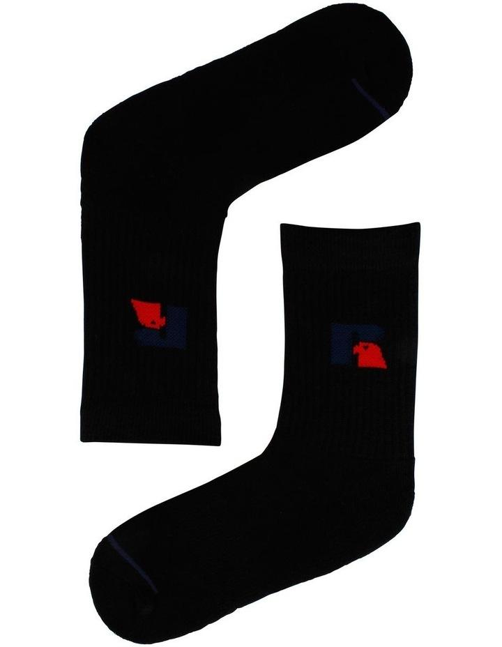 3 Pack Sport Crew Socks image 3