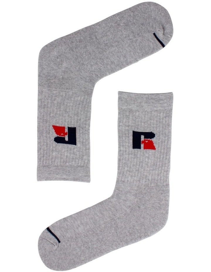 3 Pack Sport Crew Socks image 4