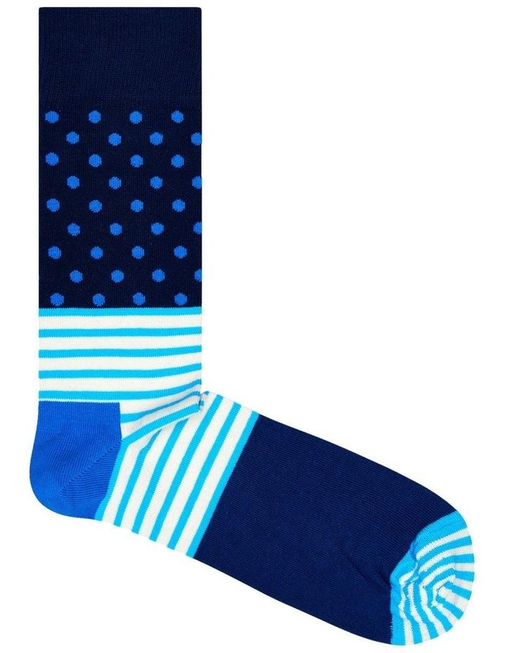 Stripe Dot Sock image 1