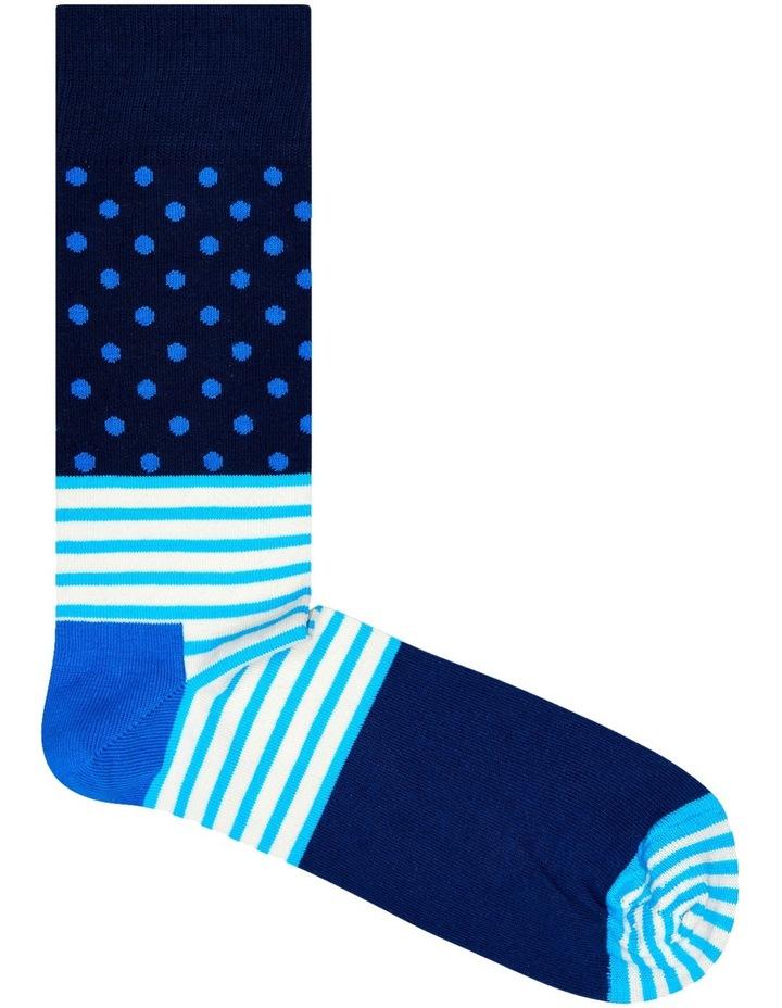 Stripe Dot Sock image 2