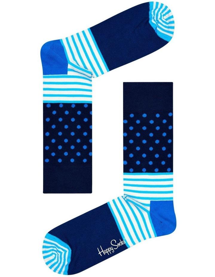 Stripe Dot Sock image 3