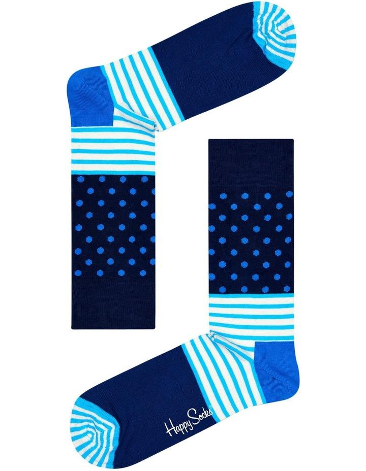 Stripe Dot Sock image 4