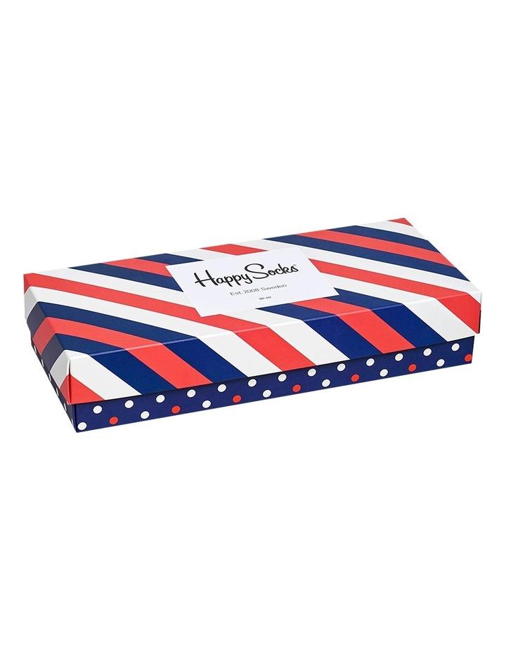 Stripe Sock Gift Box image 1
