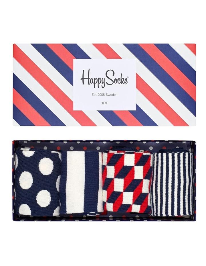 Stripe Sock Gift Box image 3