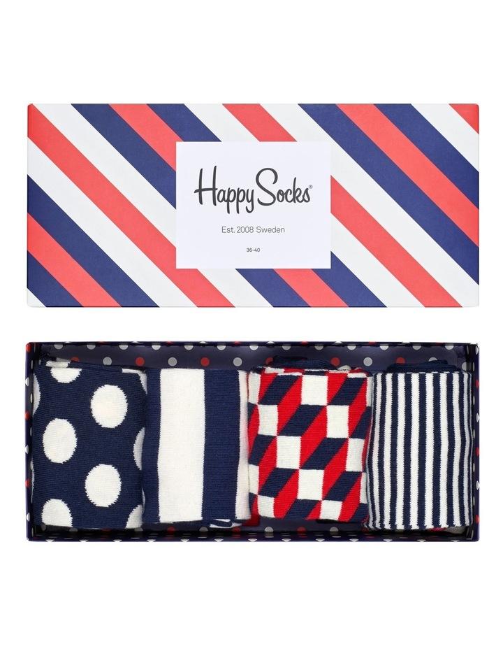 Stripe Sock Gift Box image 2