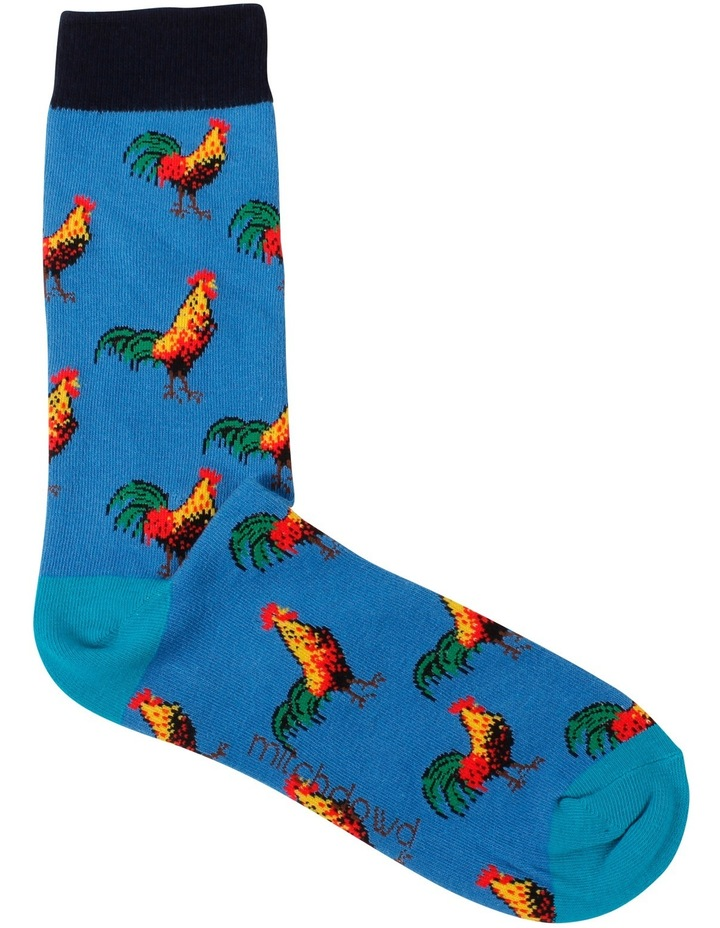 Roosters Crew Sock image 1