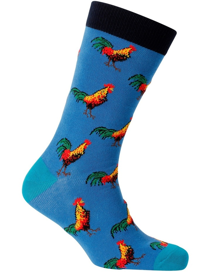 Roosters Crew Sock image 2