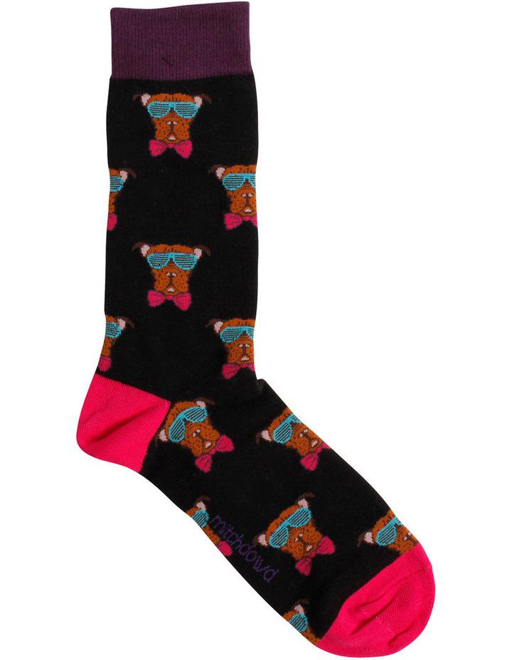 Funky Dane Novelty Sock image 1