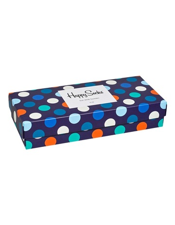 Happy Socks 4 Pack Gift Box
