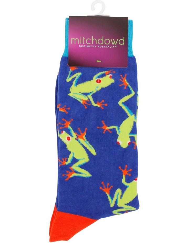 Frogs Crew Sock image 2