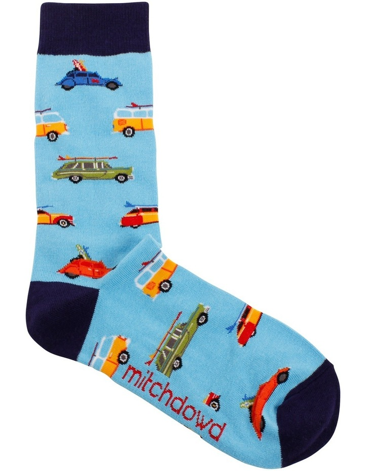 Road Trip Crew Sock image 1