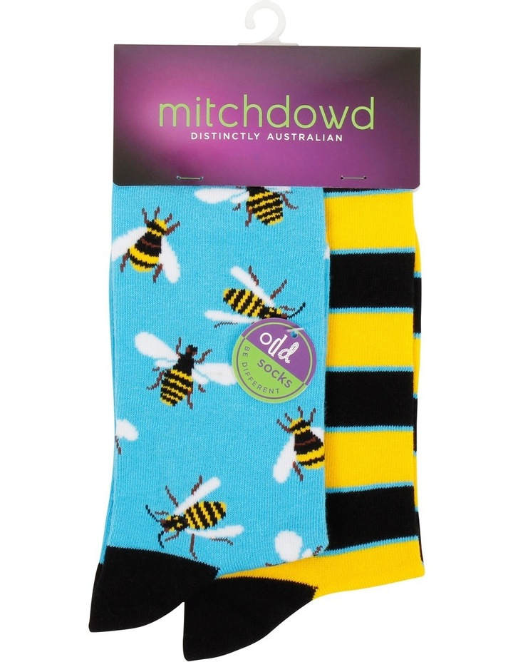 Beez Odd Socks image 1