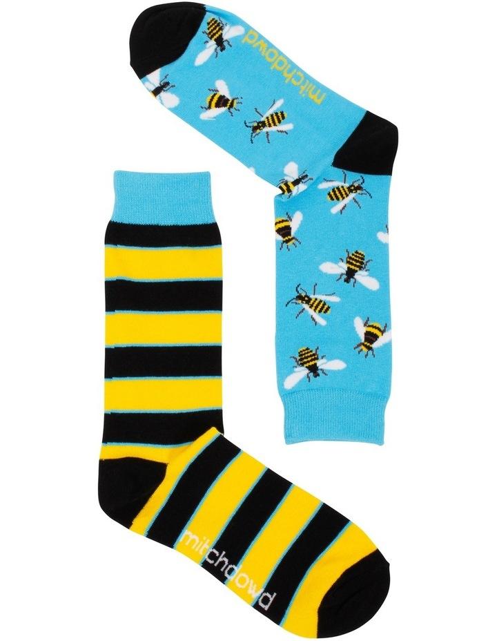 Beez Odd Socks image 2