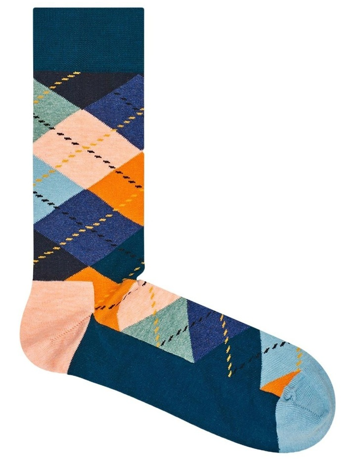 Socks Argyle Sock image 1