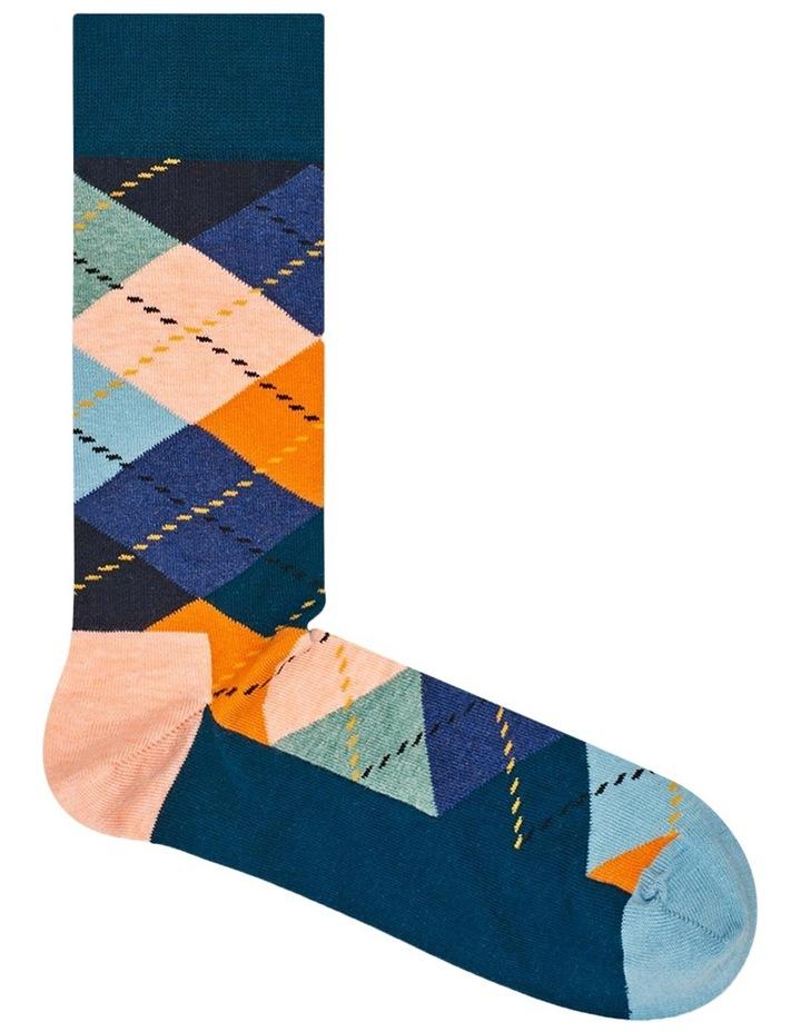 Socks Argyle Sock image 2