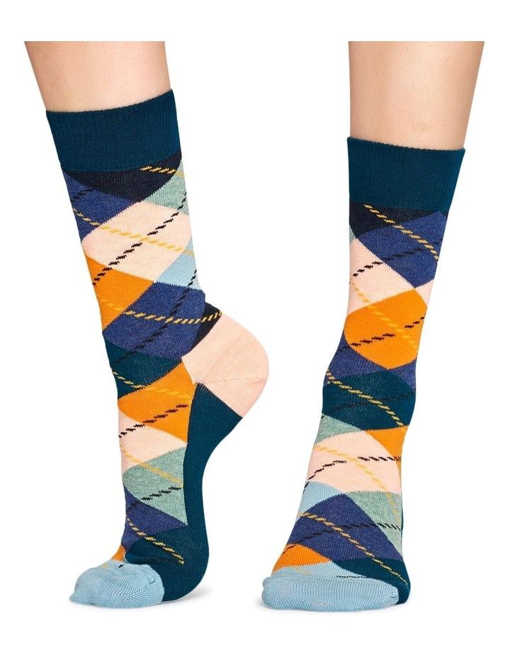 Socks Argyle Sock image 3