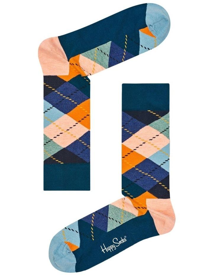 Socks Argyle Sock image 5