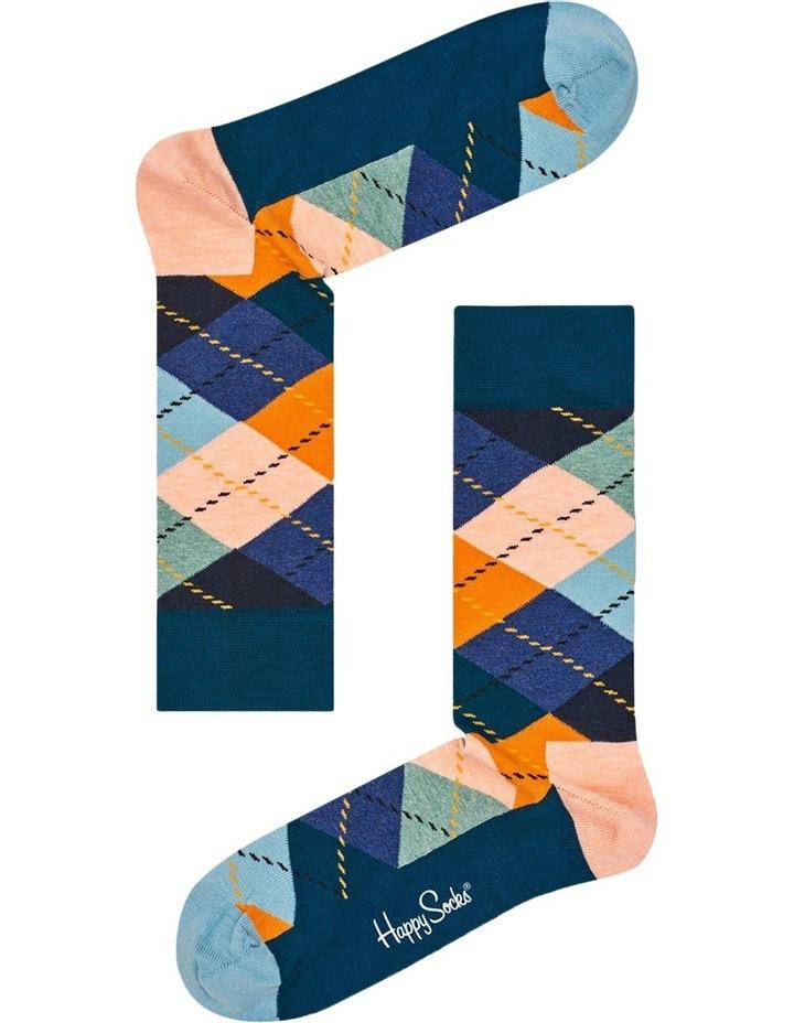Socks Argyle Sock image 6