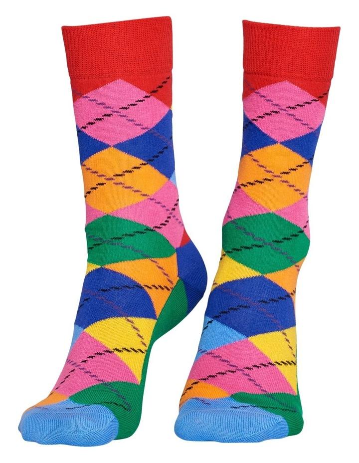 Argyle Sock image 2
