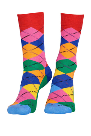 Happy Socks - Argyle Sock