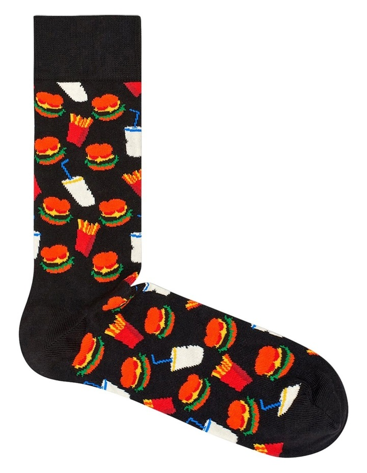 Junk Food Sock image 1