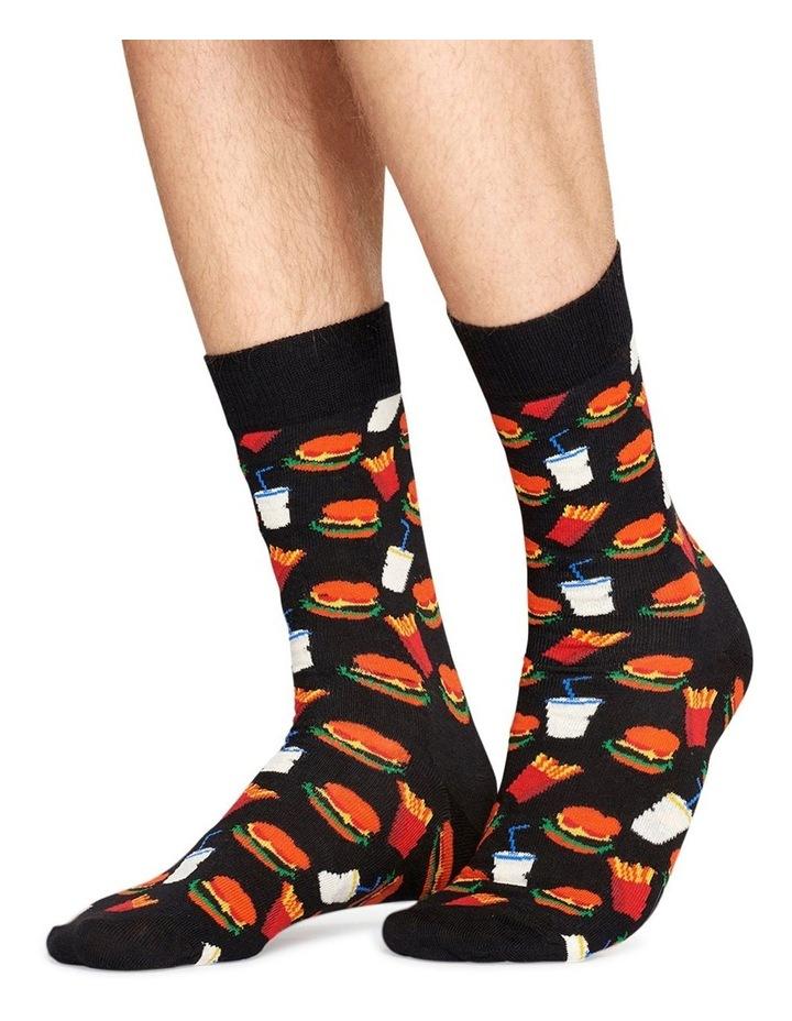 Junk Food Sock image 3