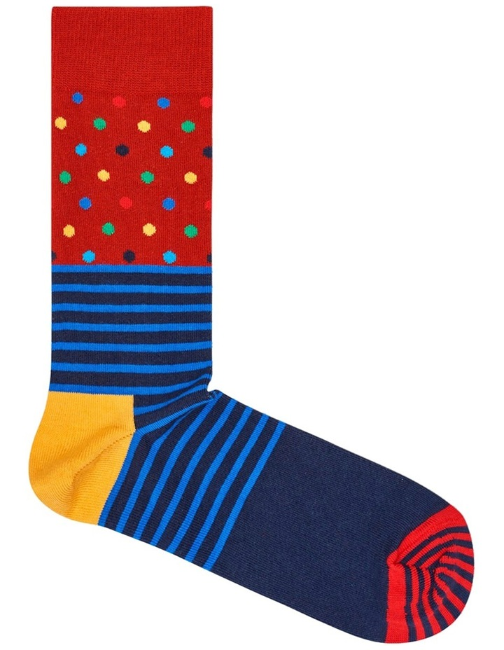 Stripes And Dots Sock image 1