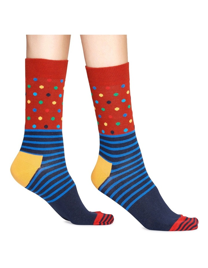Stripes And Dots Sock image 2