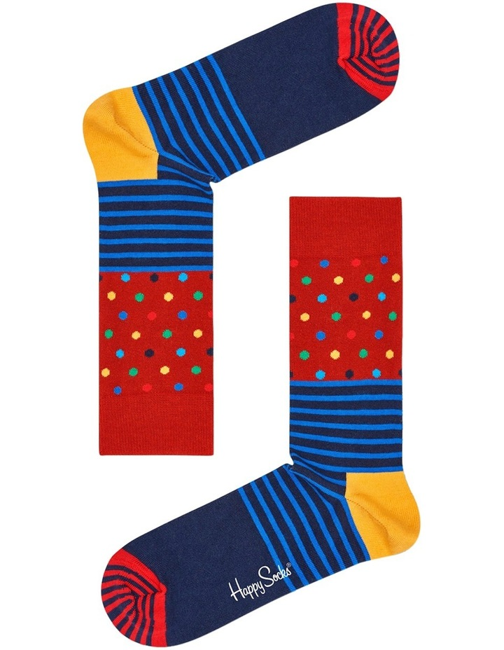 Stripes And Dots Sock image 3