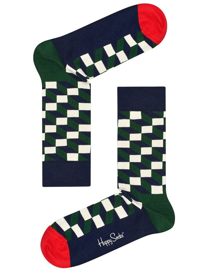 Happy Socks 4 Pack Holiday Gift Box image 4
