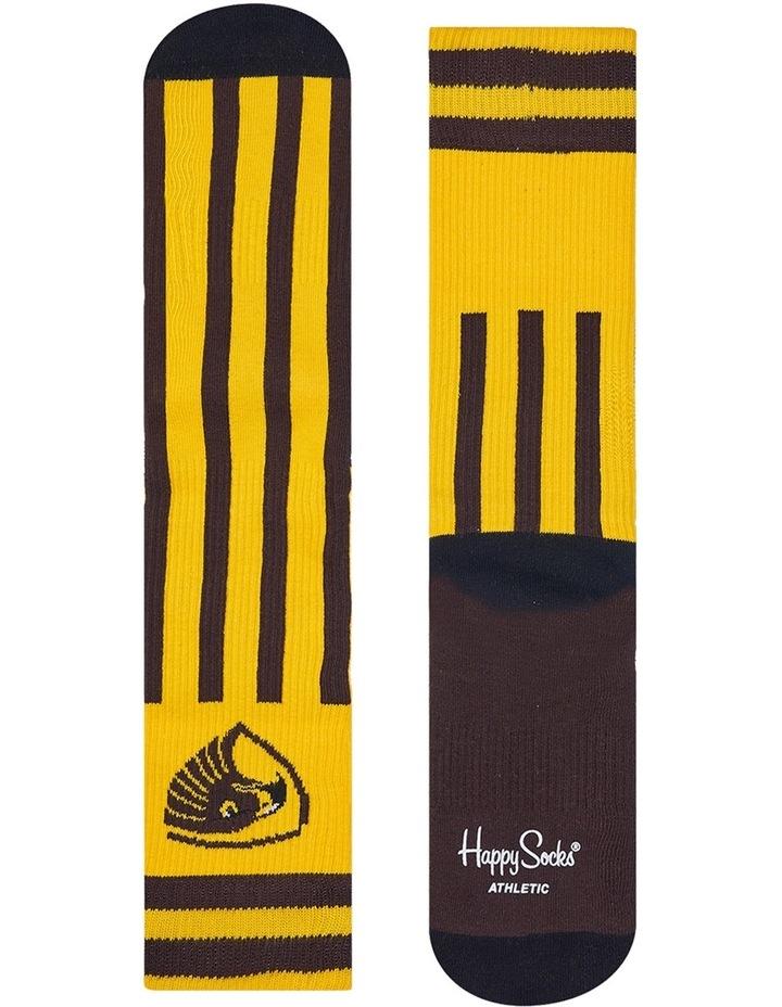 AFL Hawthorn Sock Gift Box image 3