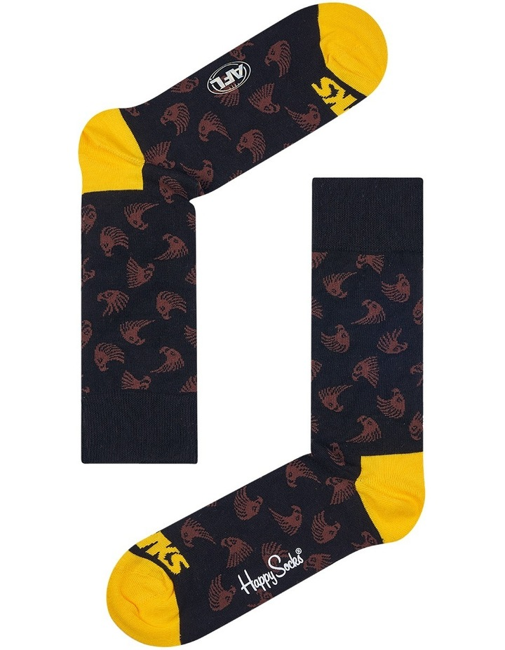 AFL Hawthorn Sock Gift Box image 4
