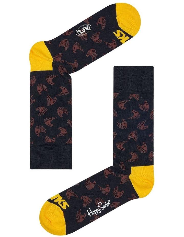 AFL Hawthorn Sock Gift Box image 7