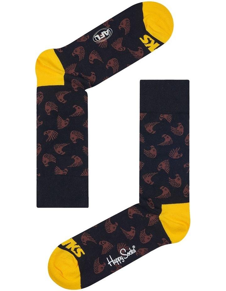 AFL Hawthorn Crew Sock image 1