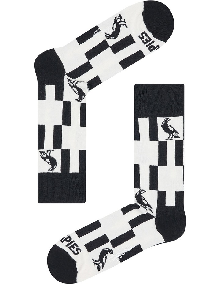 AFL Collingwood Crew Sock image 1