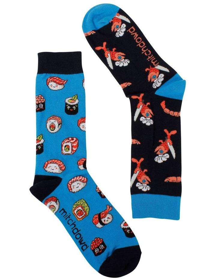Sushi Odd Socks image 1