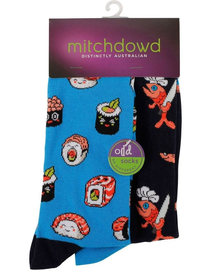 Sushi Odd Socks image 2