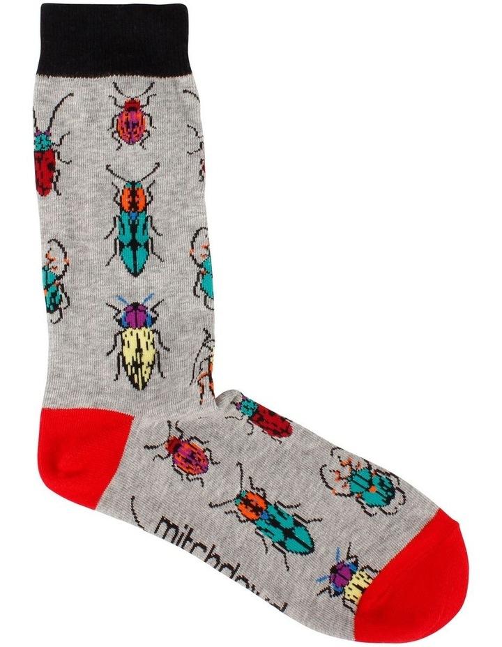 Beetles Crew Sock image 1