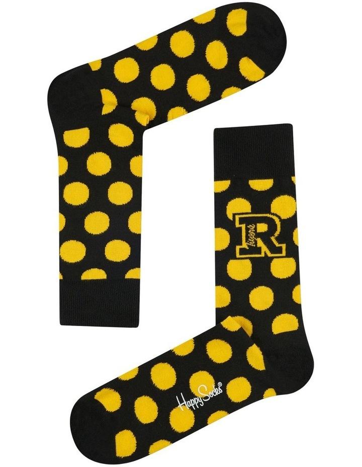 Richmond AFL Crew Sock image 1