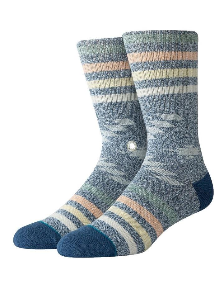Hitch Hiker Classic Crew Sock image 1